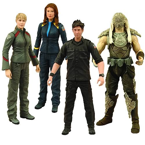 Stargate Atlantis Series 3 Action Figure Case