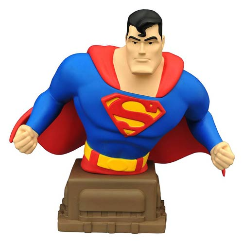 Superman: The Animated Series Superman Bust