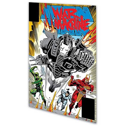 Iron Man War Machine Graphic Novel