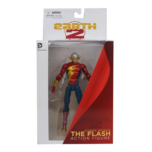 DC Comics Earth 2 New 52 Flash Action Figure