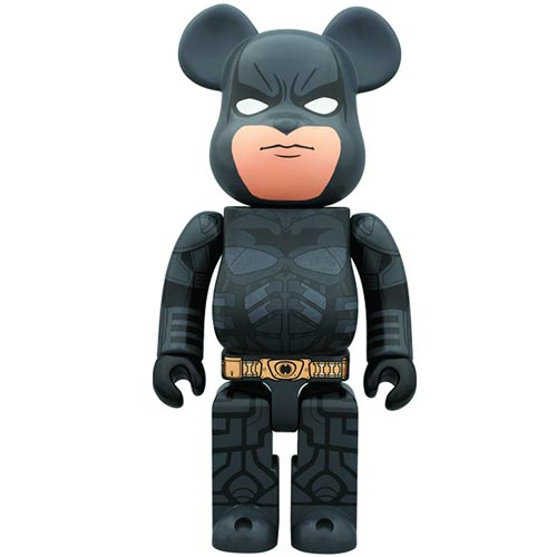 Batman Dark Knight Rises Version 400% Bearbrick Figure