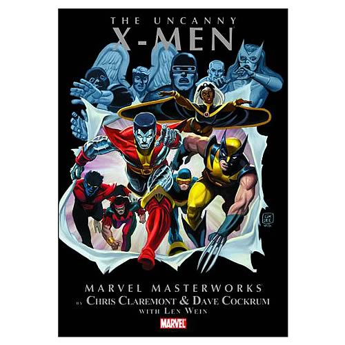Marvel Masterworks X-Men Volume 1 Graphic Novel
