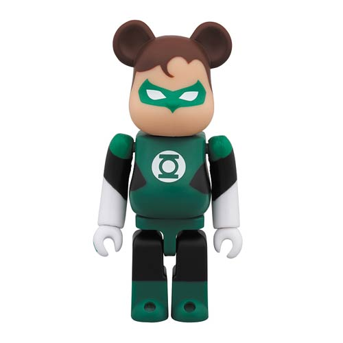 DC Super Powers Green Lantern Bearbrick SDCC 2014 Exclusive