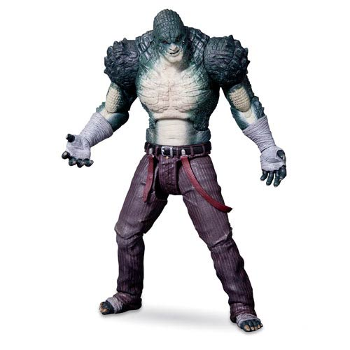 Batman Arkham Origins Killer Croc Series 2 Action Figure