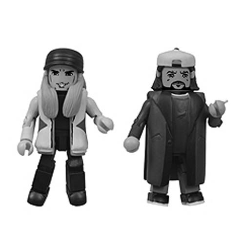 Jay and Silent Bob Minimate 2-Pack - SDCC 2013 Exclusive