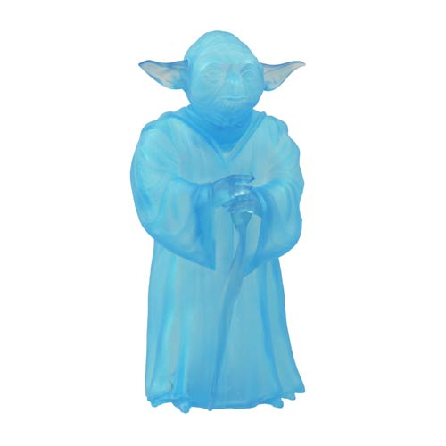 Star Wars Hologram Yoda Vinyl Bank - SDCC 2014 Exclusive