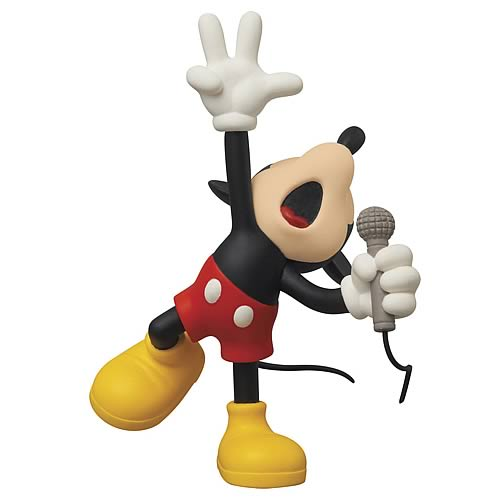 Disney X Roen Collection Shout Mickey Mouse Figure