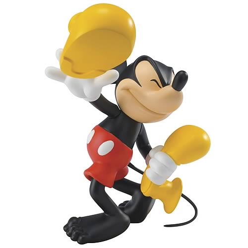 Disney X Roen Collection Shoeless Mickey Mouse Figure