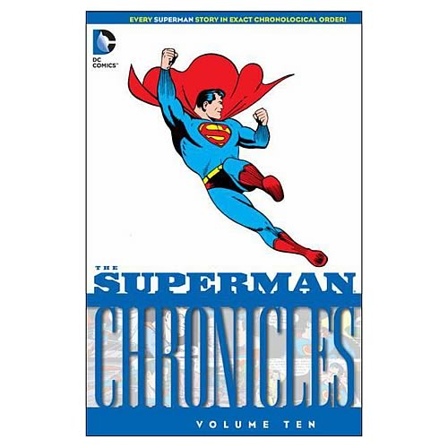 Superman Chronicles Graphic Novel