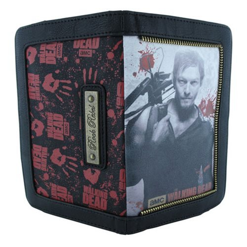 The Walking Dead Daryl Dixon Crossbow Wallet