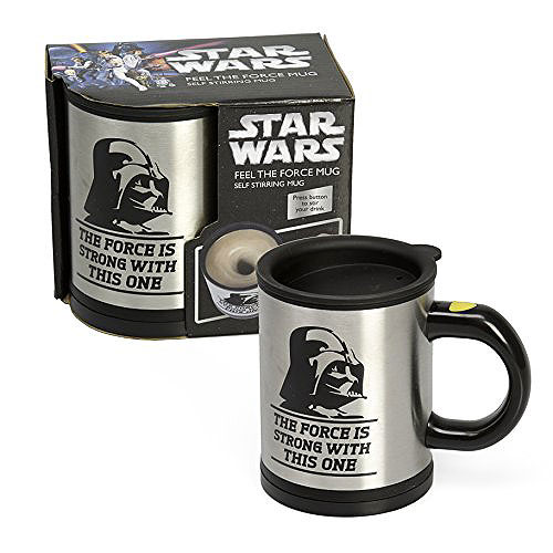 Star Wars Feel The Force Self-Stirring Mug