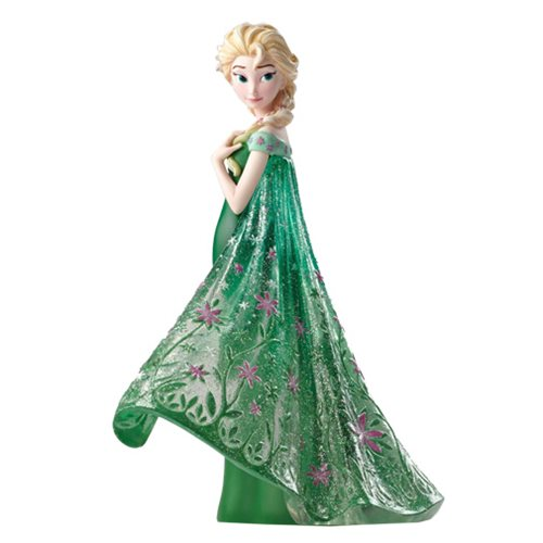 Disney Frozen Fever Elsa Showcase Statue