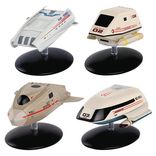 Star Trek Starships Set #3 Part 2 Die-Cast Metal Vehicles