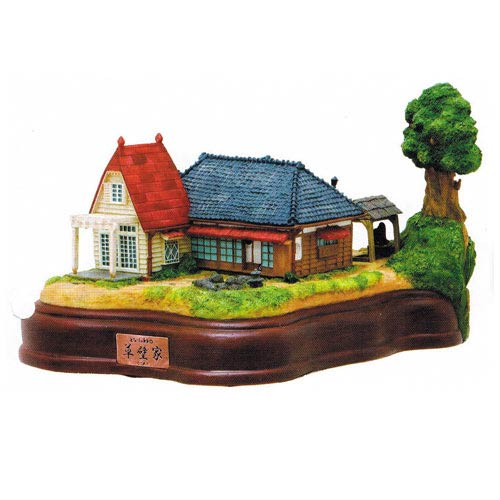 My Neighbor Totoro Kusakabe House Diorama