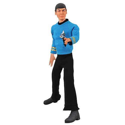 Star Trek Ultimate 1:4 Scale Commander Spock Action Figure