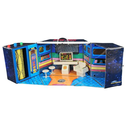 Star Trek Retro Series Bridge Playset