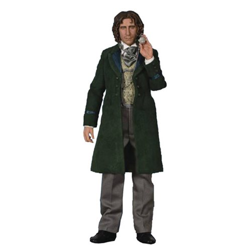 Doctor Who 8th Doctor TV Movie 1:6 Scale Action Figure