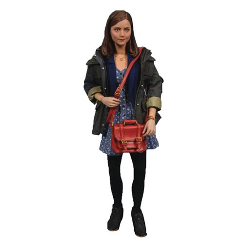 Doctor Who Clara Oswald Series 7B 1:6 Scale Action Figure