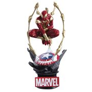 Marvel Infinity War Iron Spider DS015 D-Select 6-In Statue