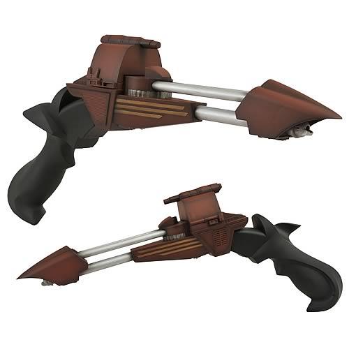 Star Trek Klingon Disruptor Gun Prop Replica