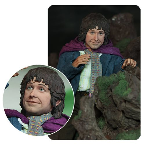 Lord Of The Rings Pippin Slim Series 1:6 Scale Action Figure