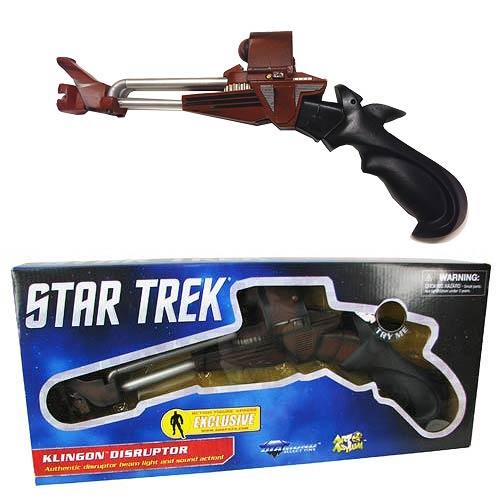 Star Trek III Klingon Disruptor Prop Replica