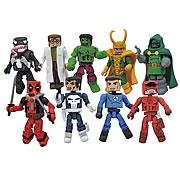 Marvel Minimates Best of Series 2 Set