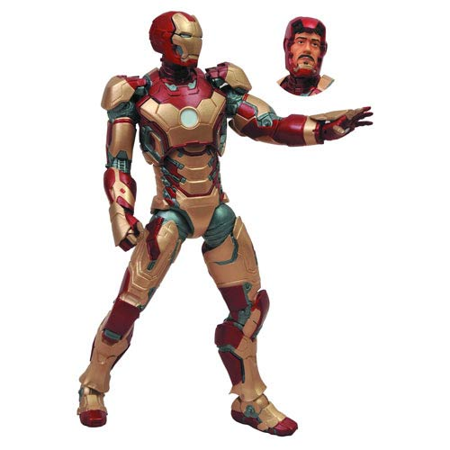 Iron Man 3 Movie Iron Man Mark 42 Action Figure