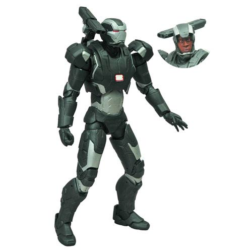 Iron Man 3 Movie War Machine Action Figure