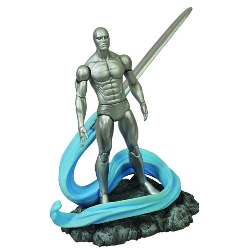 Marvel Select Silver Surfer 7-Inch Action Figure