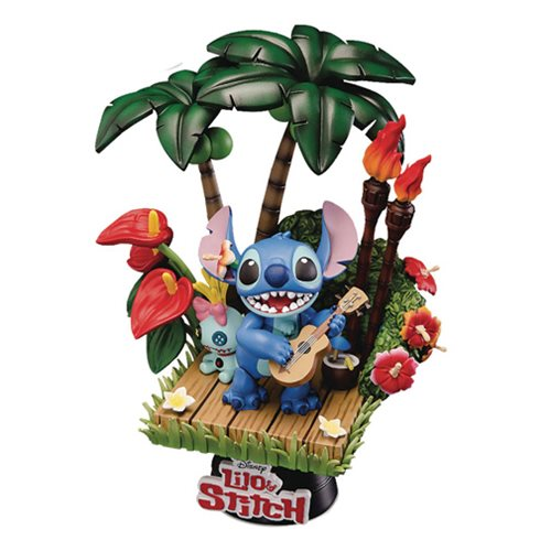 Lilo & Stitch D-Select Series DS-004 6-Inch Statue - PX