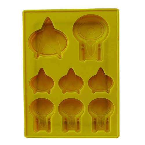 Star Trek: The Next Generation Silicone Ice Cube Tray