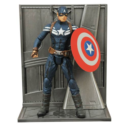 Marvel Select Captain America 2 Captain America Figure