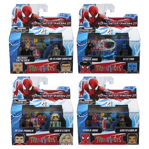 Marvel Minimates Series 56 Mini-Figure Set