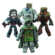 Marvel Zombies Villains Minimates Box Set Series 2