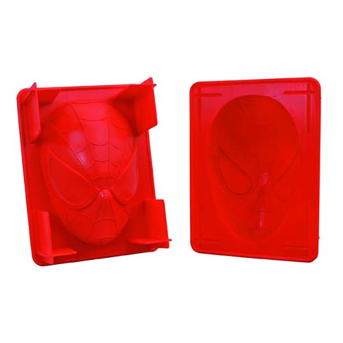 Spider-Man Head Silicone Gelatin Mold