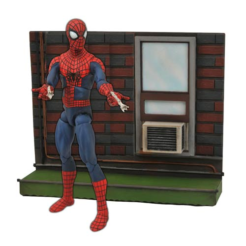 Amazing Spider-Man 2 Marvel Select Spider-Man Figure & Base