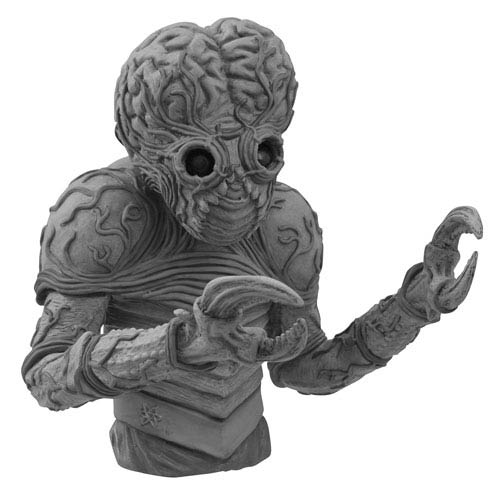 Universal Metaluna Mutant Black-and-White Bust Bank