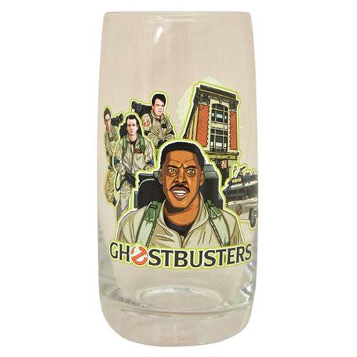 Ghostbusters Winston Zeddemore Tumbler Glass