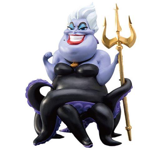 Little Mermaid Disney Villains Ursula MEA-007 Figure - Previews Exclusive