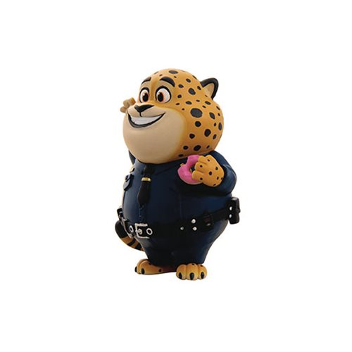 Disney Zootopia MEA-006 Clawhauser Figure - Previews Exclusive