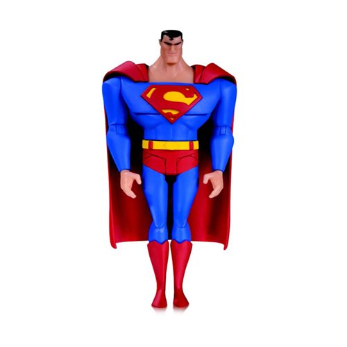 Justice League Animated TV Series Superman Action Figure