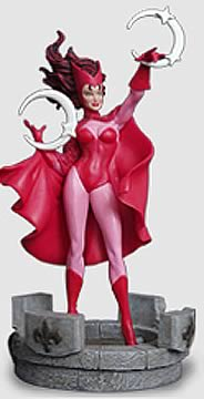 Scarlet Witch Statue