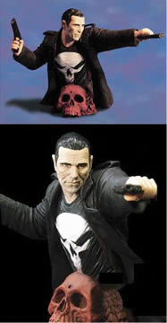 Punisher Bust