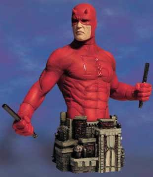 Marvel Universe Daredevil Bust