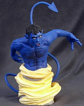 Ultimate Nightcrawler Bust