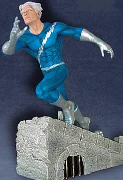 Quicksilver Statue