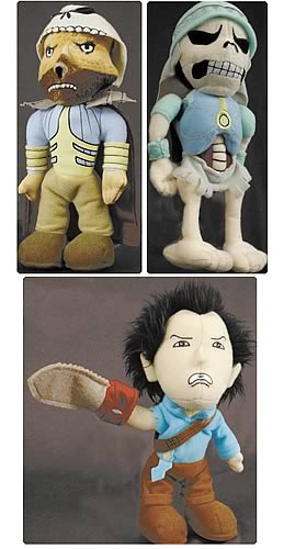 Army Of Darkness Series 1 Plush Case