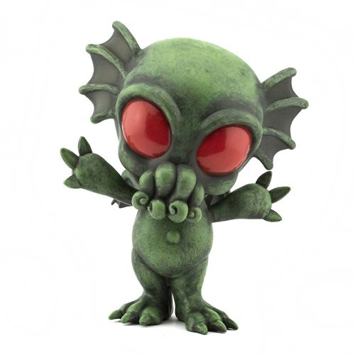 Halloween Comic Festival 2020 Funko Pop CthulhuCryptkins Unleashed Cthulhu Patina 5 Inch Vinyl Figure