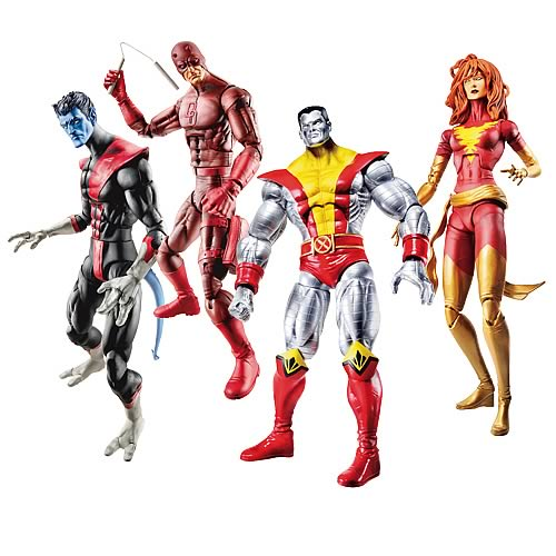 Marvel Legends Icons 12-Inch Figures Wave 1 Set